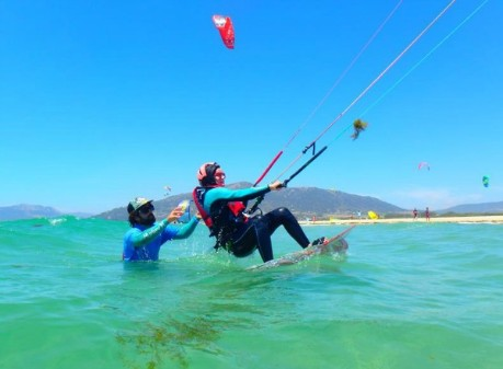 The best kite school in Tarifa!