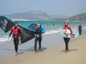 Learn with the best kite school in Tarifa!